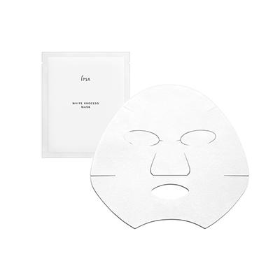 ホワイトプロセス マスク