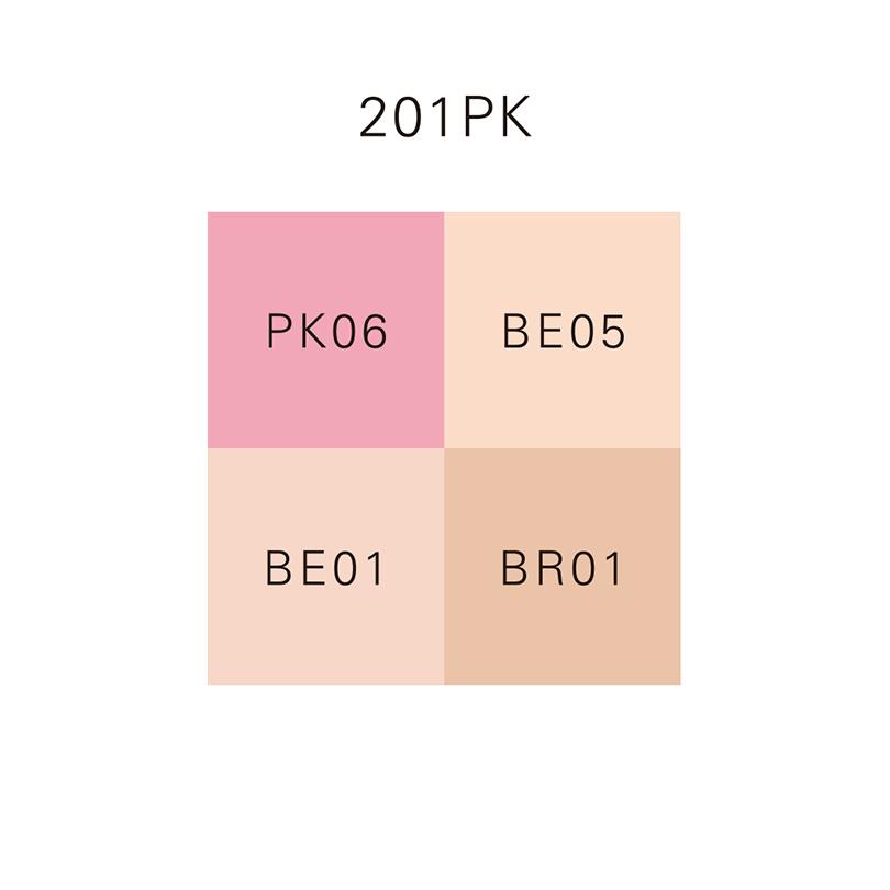 デザイニング フェイスカラーパレット 201PK/201PK